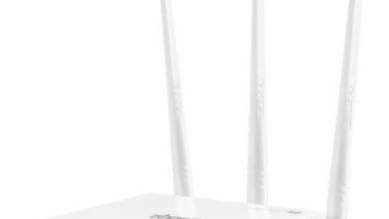 Ta brezžični usmerjevalnik ponuja močen signal in enostavno uporabo.