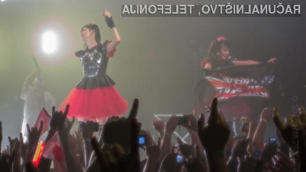 Pri Japoncih priljubljenost spletnega nakupa glasbe upada že od leta 2009.