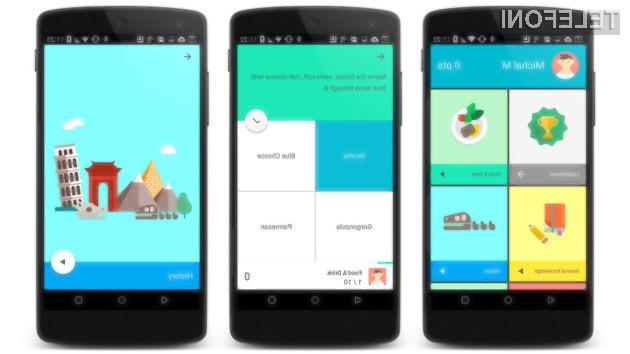 Novi mobilni spletni brskalnik Chrome naj bi bil povsem prilagojen delovanju pametnih mobilnih telefonom in tabličnih računalnikov.