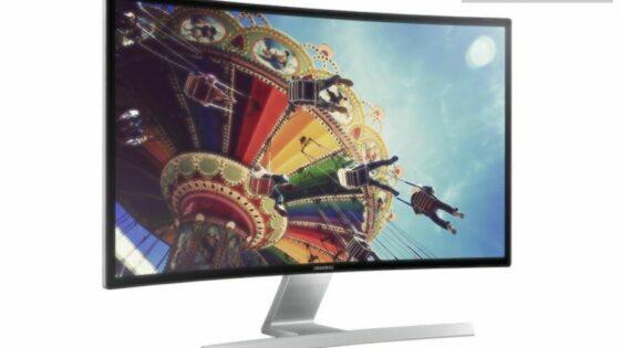 Ukrivljen računalniški zaslon Samsung S27D590C ponuja izjemno uporabniško izkušnjo!