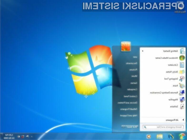 Microsoft se želi čimprej znebiti operacijskega sistema Windows 7.