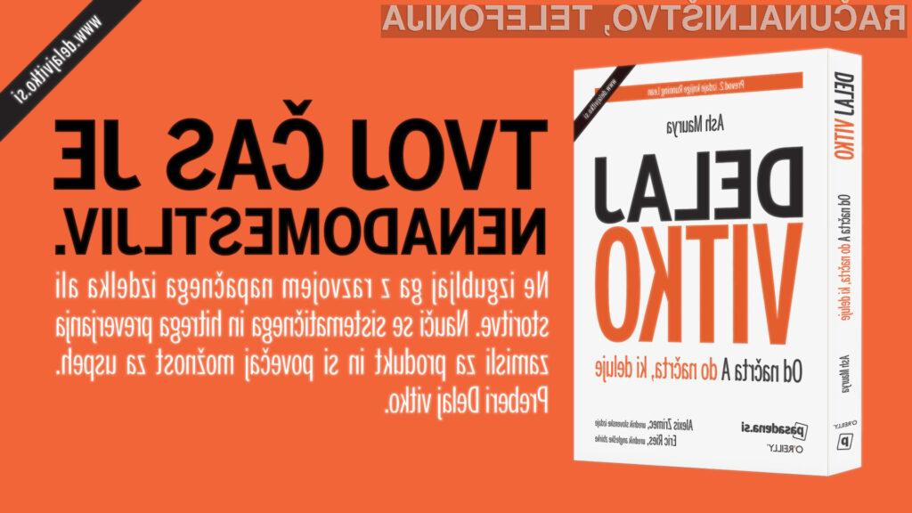 Nepogrešljivi štartniški priročnik zdaj tudi v slovenščini