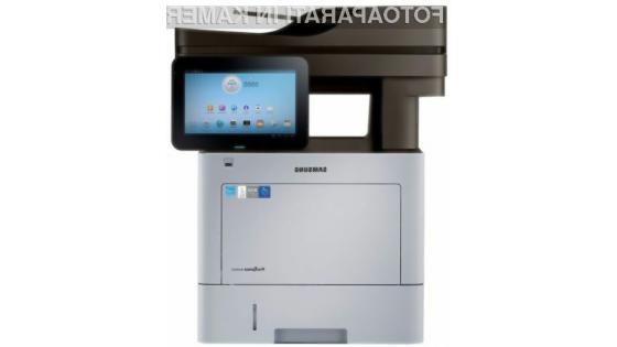 Tablični računalnik Android se odlično prilega večnamenskim tiskalnikom!