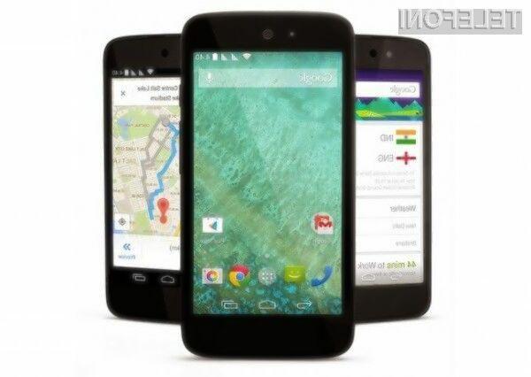 Cenovno ugodni mobilniki s platformo Android One bodo med prvimi deležni posodobitve na Android L!