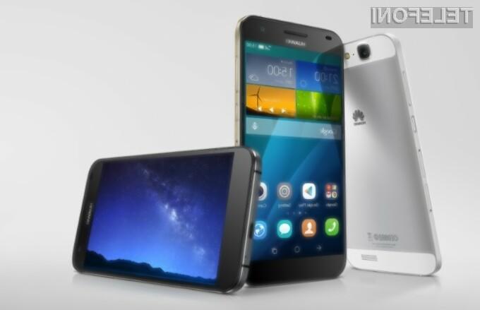 Najnovejša pridobitev Huaweijeve uspešne serije naprav Ascend G