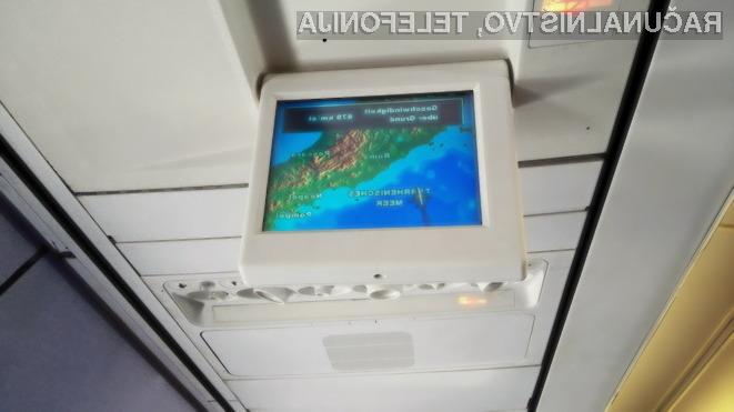 Uporaba mobilnih telefonov na evropskih letalih bo kmalu omogočena  od vzleta do pristanka!