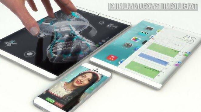 V ZDA naj bi bilo tablična računalnika Apple Air iPad 2 in iPad 3 Mini mogoče kupiti že oktobra!