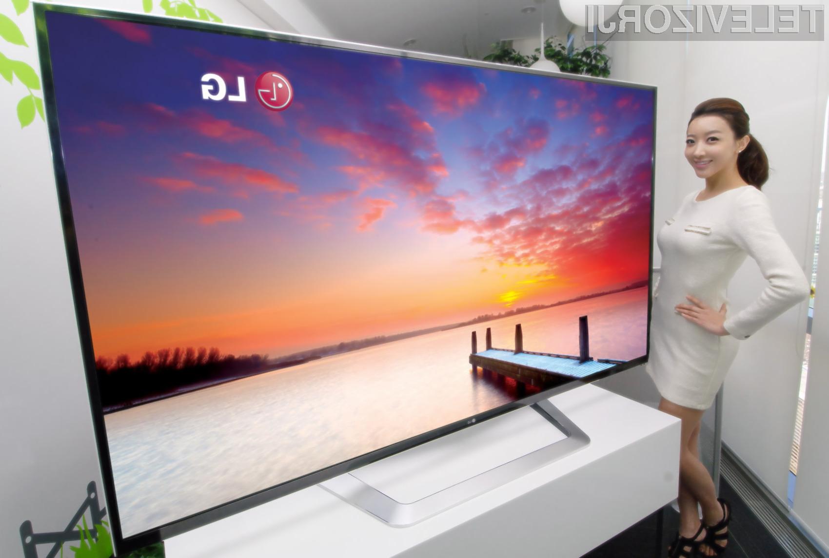 Pri podjetju LG Electronics so prepričani, da bi lahko televizor 8K ponudili v prodajo že prihodnje leto.