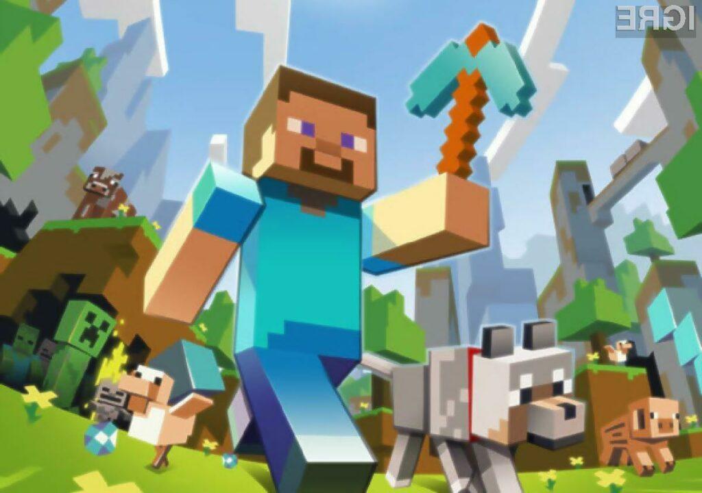Microsoft je postal lastnik ene izmed trenutno najbolj priljubljenih računalniških iger Minecraft.