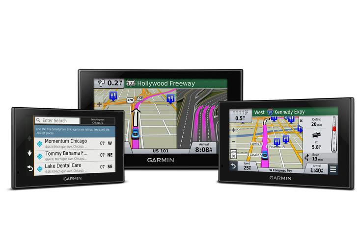 GARMIN Nuvi navigacije z naprednimi funkcijami
