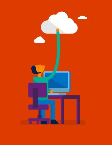 S prehodom v oblak si lahko znatno znižate IT strošek in poskrbite za enostavno sodelovanje