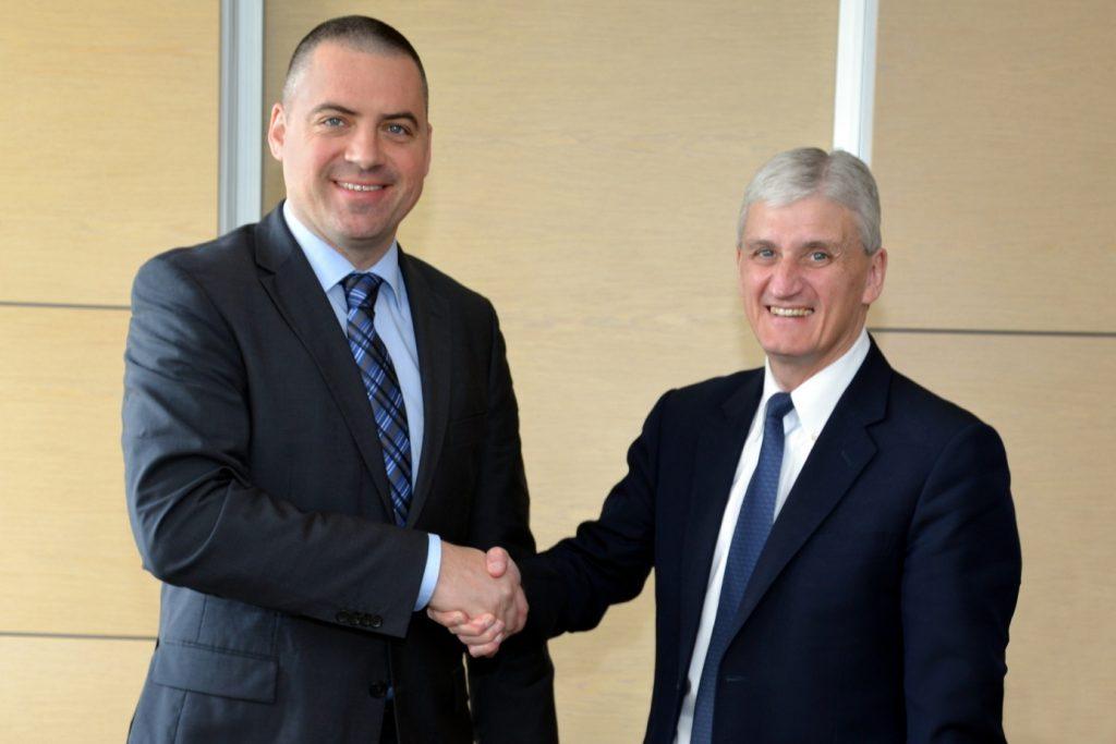 Telekom Slovenije bo odslej Microsoftove rešitve ponujal tudi največjim slovenskim organizacijam