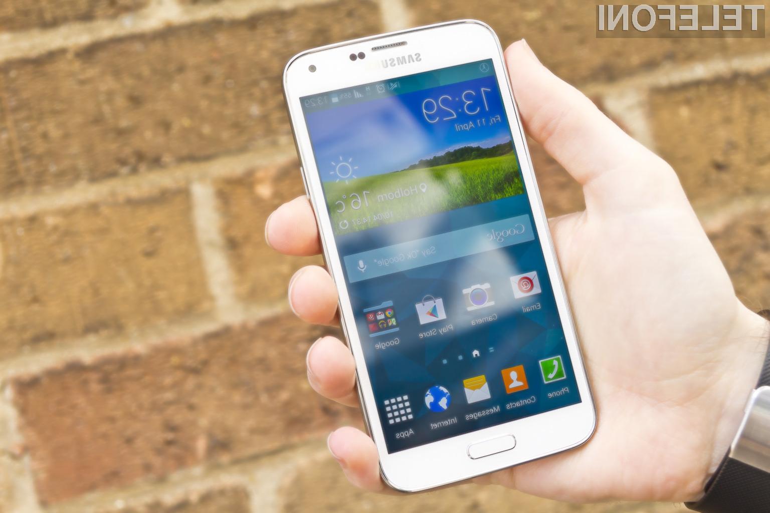 Mobilnika Samsung Galaxy S5 in Galaxy Note 4 naj bi bila prva deležna nadgradnje na Android L!