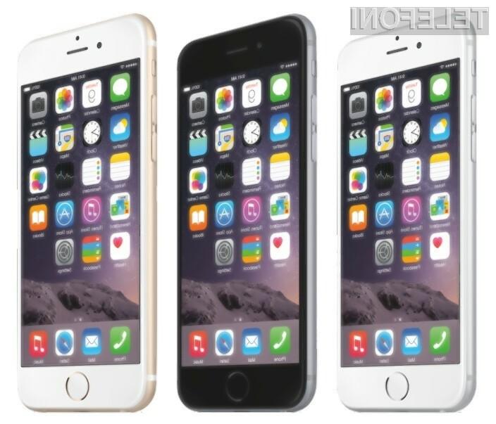Astronomske cene mobilnika iPhone 6 bodo v Italiji še višje kot drugod po Evropi.