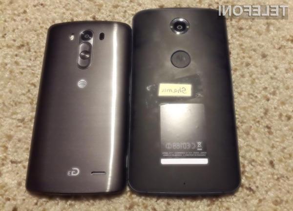 Prihajajoči pametni mobilni telefon Google Nexus 6/X bo zlahka prepričal tudi najzahtevnejše uporabnike!