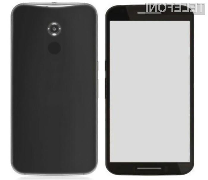 Prihajajoči pametni mobilni telefon Google Nexus 6/X naj bi bil oblikovno precej podoben mobilniku Motorola Moto X.