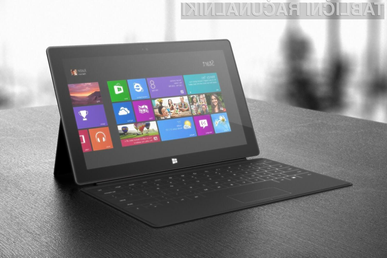 Tablični računalniki Microsoft Surface Pro 3 gredo kljub izjemno visoki ceni odlično v prodajo!