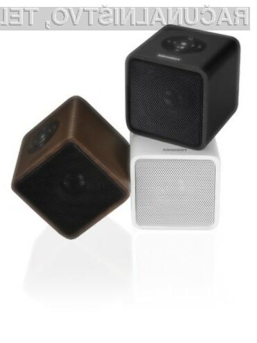 Glasba v gibanju – novi Toshibini prenosni brezžični zvočniki
