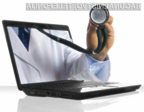 Pogovor z zdravnikom bo kmalu mogoče opraviti kar z uporabo spletnega brskalnika!
