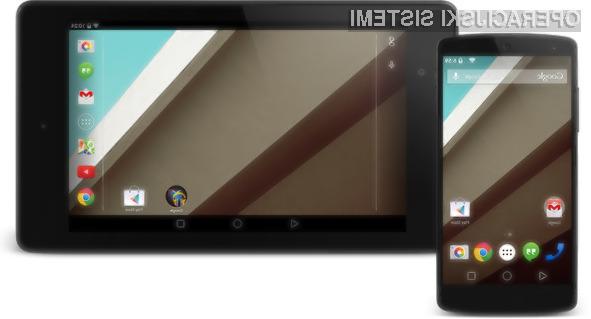 Android L bo prvi Android s podporo za 64-bitno tehnologijo!