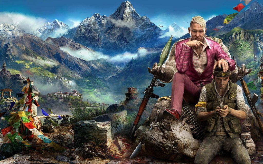 Far Cry 4 se osredotoča na nova orožja