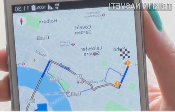 Nokiini zemljevidi HERE so odslej na voljo vsem uporabnikom pametnih mobilnih telefonov in tabličnih računalnikov Android.