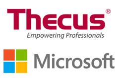 Rezultat sodelovanja med Thecusom in Microsoftom