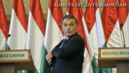 Madžarska vlada si na račun davka in interneta obeta precejšnji preliv denarja v proračun.