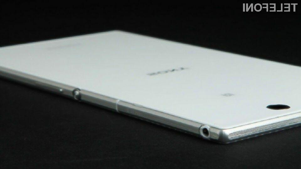 Pametni mobilni telefon Sony Xperia Z4 naj bi se zlahka prikupil najzahtevnejšim uporabnikom!