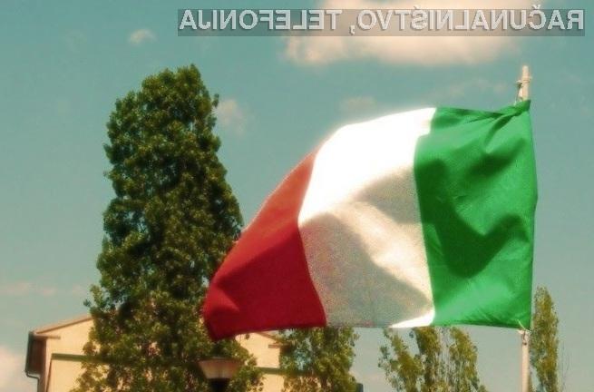 Italijanska država bo v slabem letu močno povečala število brezplačnih dostopnih točk do spleta na javnih mestih.
