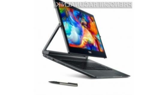 Prenosnik Acer Aspire R 13 se bo na račun njegove prilagodljivosti zlahka prikupil najzahtevnejšim uporabnikom!