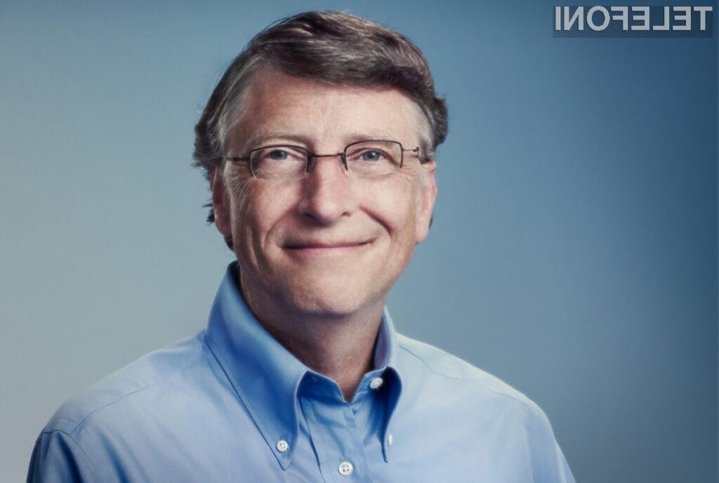 Bill Gates pohvalil Apple Pay