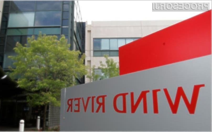 Globo za podjetje Wind River Systems bo moral poravnati Intel!