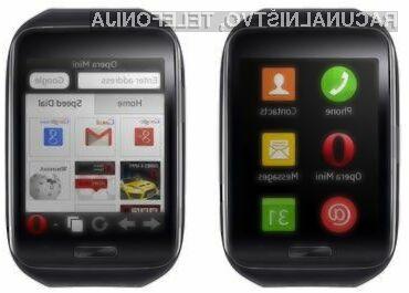 Novi spletni brskalnik Opera mini bo povsem prilagojen miniaturnim zaslonom na dotik!