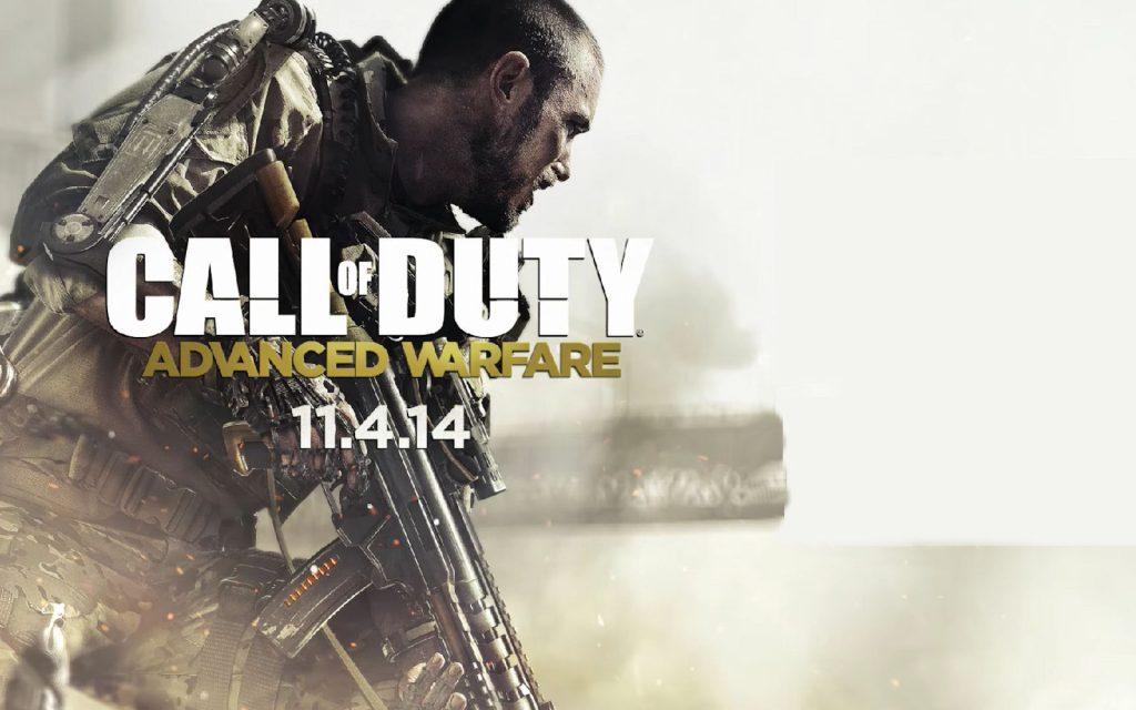 Nov napovednik za Call of Duty: AW