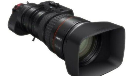 CN20x50 – visokozmogljiv ultra teleobjektiv za športno in krajinsko televizijsko produkcijo.