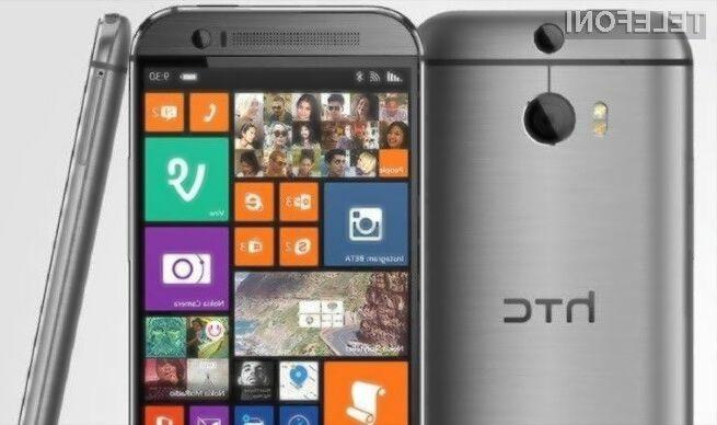 Supermobilnik HTC M8 Life bo zlahka prepričal tudi zahtevnejše uporabnike storitev mobilne telefonije!