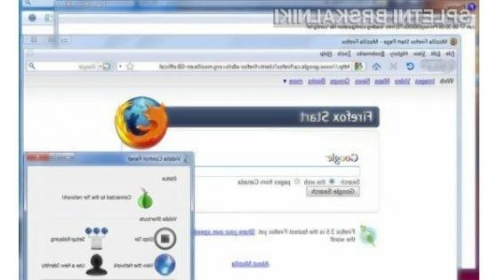 Mozilla resno razmišlja o možnosti vgradnje anonimizacijskega sistema neposredno v spletni brskalnik Firefox.