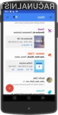 Aplikacija Google Inbox navdušuje v vseh pogledih.