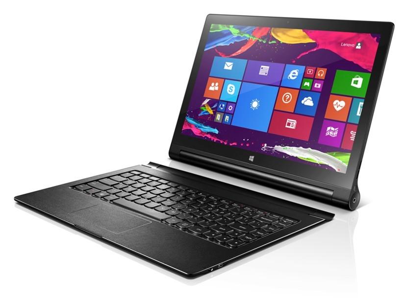 Nove tablice Lenovo Tablet 2 prinašajo nove načine rabe