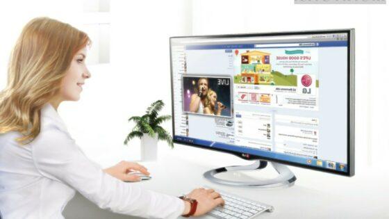 LG je danes največji proizvajalec panelov IPS, s čimer sta opremljeni srednja in visoka serija vseh njihovih monitorjev in TV-jev.