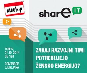 Neformalno srečanje (Meetup)