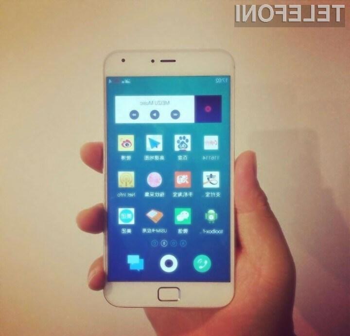 Pametni mobilni telefon Meizu MX4 Pro bo zlahka prepričal tudi najzahtevnejše uporabnike.