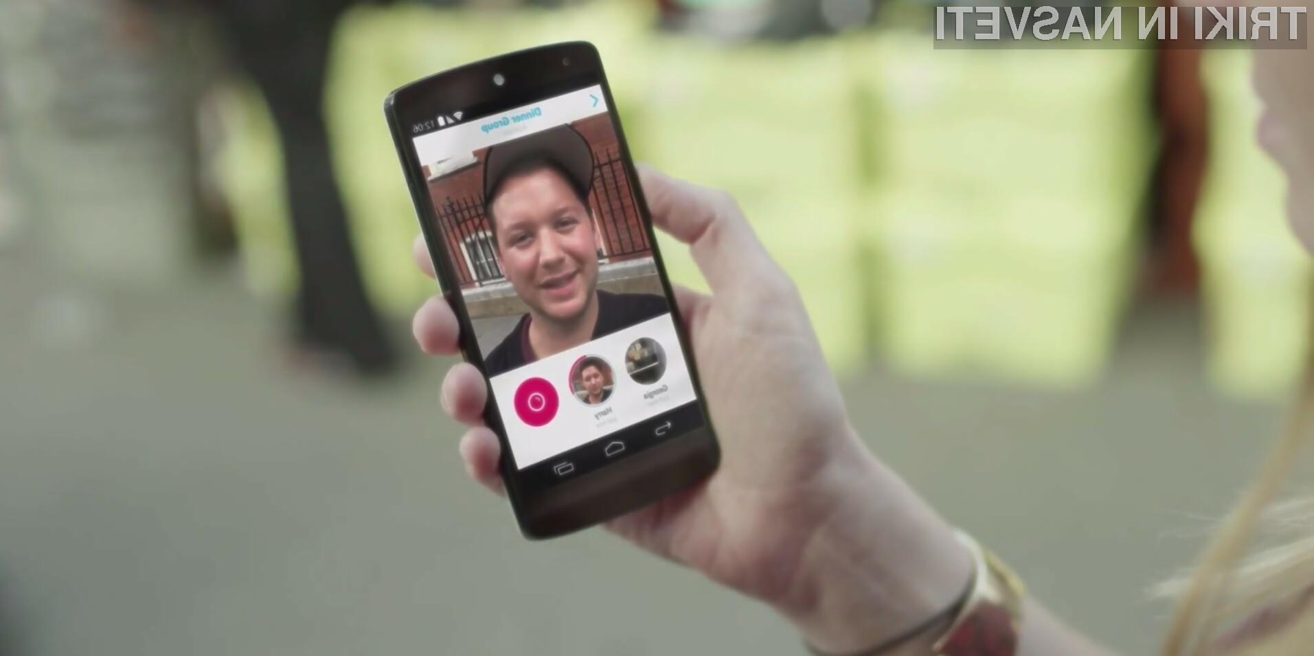Storitev Qik je kot nalašč za hitro deljenje kratkih videoposnetkov s prijatelji in znanci!