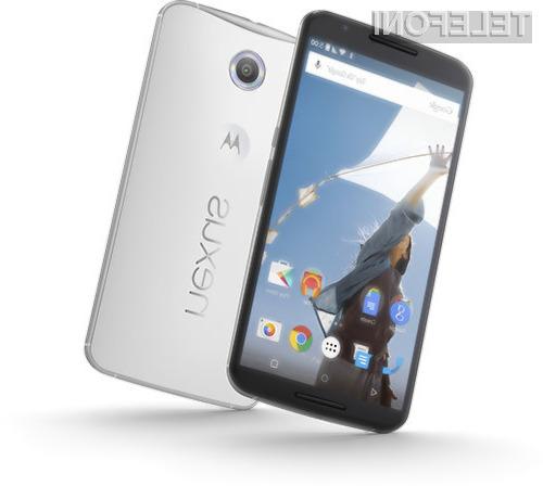 Mobilnik Google Nexus 6 je precej dražji v primerjavi s predhodnikom!