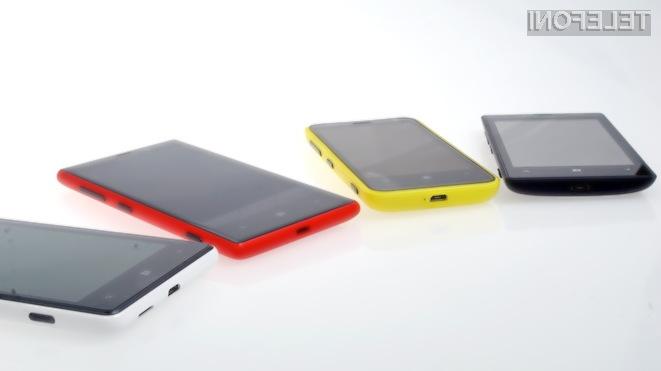 Cenovno ugodni pametni mobilni telefon Nokia Lumia 1090 naj bi bil naprodaj še pred koncem letošnjega leta!
