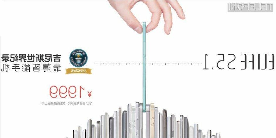 Cenovno ugoden pametni mobilni telefon Otium U5 navdušuje v vseh pogledih.