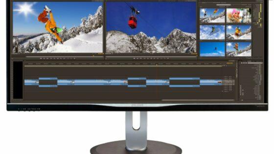 Dobro počutje in WOW trenutek združena: Philipsovi računalniški zasloni na IFA 2014