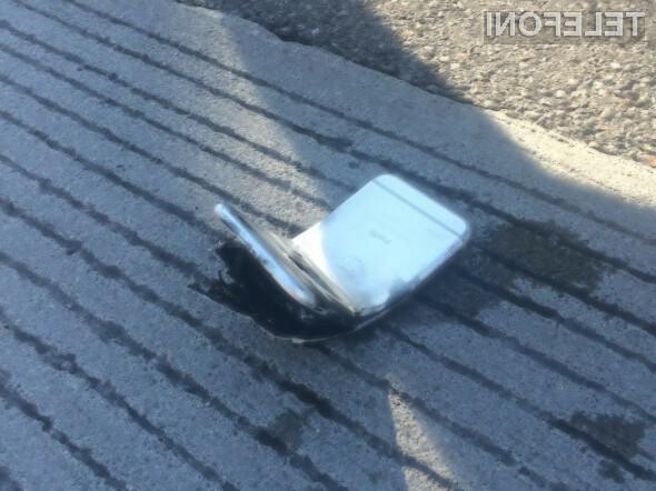 Prva eksplozija mobilnika iPhone 6!