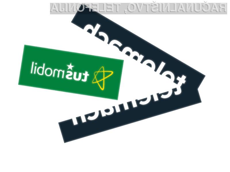 Telemach je prevzel Tušmobil